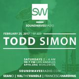 Episode 409 – Todd Simon – February 25, 2017