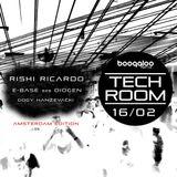 Gogy @ Tech ROOM, Boogaloo Zagreb 16022019