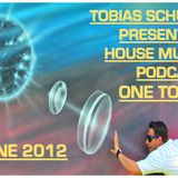ONE TO 12. HOUSE MUSIC PODCAST JUNE 2012 - MIXED BY TOBIAS SCHULZ