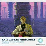 Battlestar Mancunia 7th Jan 2016.
