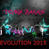 Tony Palas - Trance Evolution 2015