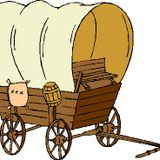 Children on the Oregon Trail - 22nd April 2015