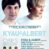 Cyre vs. Mr. T live @ Trance.Mission 05.12.2009