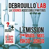 Débrouillo'Lab #30 avec André Chanzy - 08/12/15 Radio Campus Avignon