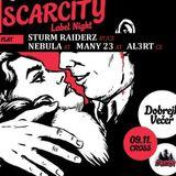 Nebula @ Scarcity, Cross Club (CZ) - 2013-11-09