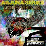 JAVA TRANCE 009 - Arjuna Series Mixed By Nando Jose