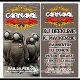 Keith Mackenzie - Live at Carnaval Sala Visitors (Cadiz)  [REQUEST] - 28-Feb-2009