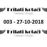 003 - Krilati kotaci - 27-10-2018 (radio show)
