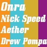 Drew Pompa - Live @ Oslo - 10/22/2010