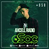 Axcell Radio Episode 058 - DJ Sac
