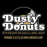 Dusty Donuts #10 Anthology Mix