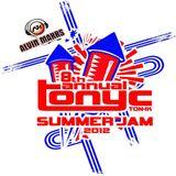 AlviN MaRRs @ Tonyc' Summer Jam 2012
