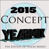Concept - FutureDeep Vol. 042 (YearMix 2015 - Day Edition)