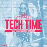 TECH TIME (Tech House Mix) by @JessMonroeX