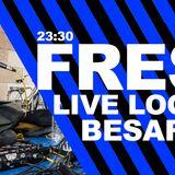 18.2.16 // FRESH - LIVE looping // Besarabia