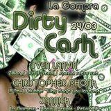 dj Christopher Phonk @ La Gomera - Dirty Cash 24-03-2012