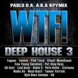 kpymix - WTF! - Deep House v.3 - 112 web