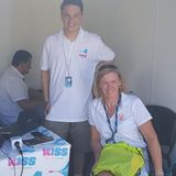 Kiss FM at the Portugal Masters: European Disabled Golf Association interviews