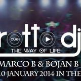 Marco B & Bojan B [Grotto DJs] - Top 10 Januar 2014 In The Mix