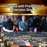 Something Different with Tim Prevett - Slow TV Interviews and fitting music