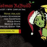 Rene Ablaze Guest Mix for Dark Architects pres.  The Christmas Rebuild