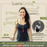 Tema> Decidir con el cuerpo en  #LuanaLiving Radio Show por Ensalada Verde.Com