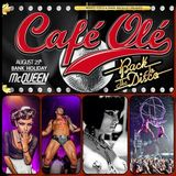 Chus & Ceballos - live at Cafe Ole, Space, Ibiza - 11-Aug-2014