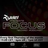 Rydel presents FOCUS 30 - THE DEEPER CREEPER (August 2016)