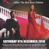 RED AND BLACK AFFAIR THE RED ROSE EDITION AUDIO