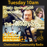 The Tuesday Show - @CCRTuesdayShow - James Henry House - 29/04/14 - Chelmsford Community Radio