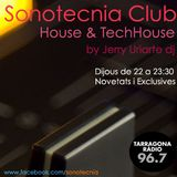 Sonotecnia Club by Jerry Uriarte - Special Guest Miraux