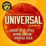 "Mr. Bruckshut - ""Universal Riddim (2014) Mix"""
