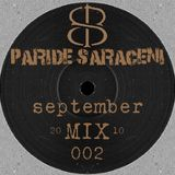 PSM002 - Paride Saraceni - September Mix 2010