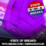 State of Breaks with Phylo on NSB Radio - 08-29-2016