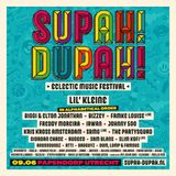 DJ Dynamite live set @ Supah Dupah Festival, Utrecht 20180609