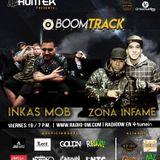BoomTrack junto a ZONA INFAME, Inkas MOB y en el Freestyle K.O: Foxmc vs Joro