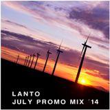 Lanto - July Promo Mix 2014