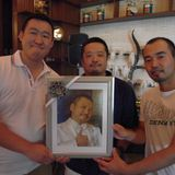 Tribute to DJ A-ICHI, the farewell party 2014-8-3