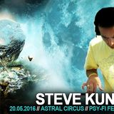 Steve Kundalini :: Astral Circus & Psy-Fi Festival Pre-Party PromoMmix