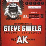 Bad Taste Sessions Radio 24th April 2013 with AK, Steve Shiels (Voodoo, Liverpool) & Mr. Pharmacist
