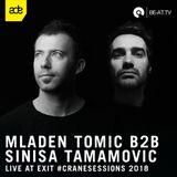 Mladen Tomic b2b Sinisa Tamamovic @ EXIT Showcase - Amsterdam Dance Event 2018 (BE-AT.TV)