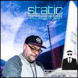 DJ Hypnotyza - Static Reunion Pop-Up Party - Tribute to DJ Strobe - 01-18-19