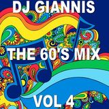 DJ Giannis - The 60's Mix Vol 4 (Section Oldies Mix)