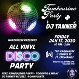 ALL VINYL DISCO NIGHT mixed by DJ TANNER #ohmylanta Funk Boogie Disco Nu-Disco ALL VINYL