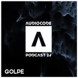 AudioCode Podcast #24: Golpe (CZ)