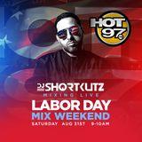 DJ SHORTKUTZ LIVE ON HOT 97 LDW 2019