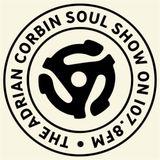 Adrian Corbin's Soul Show - 1st October 2019