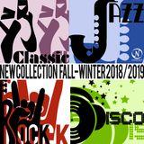 Nastritessuti MixTape Collection Fall-Winter 2018-2019