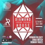 DJ Roman Iulskiy – Diamond House - (special selection for Moon Room)