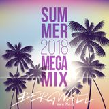 Summer 2018 Megamix by Bergwall - Reggaeton / Kizomba